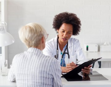 Como conversar com o médico?